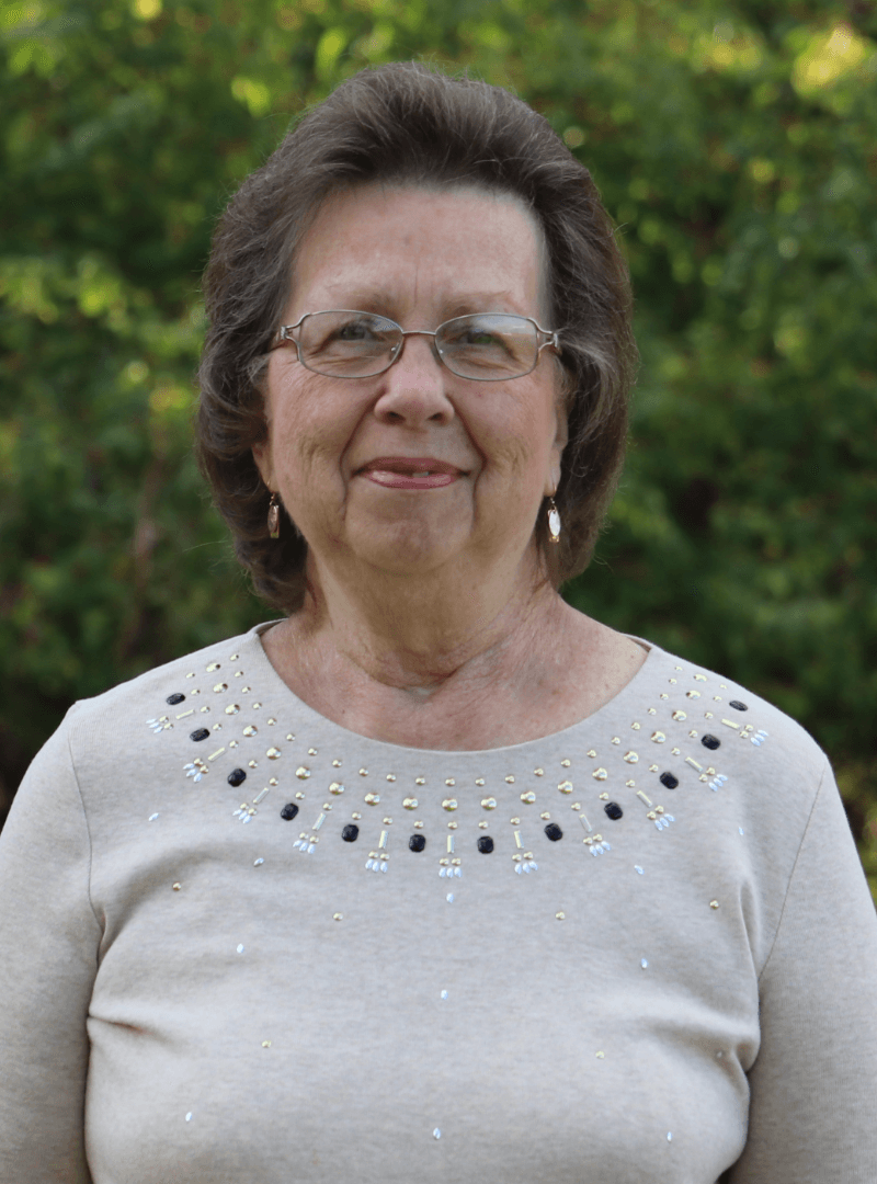 Joyce Saucier Church Clerk